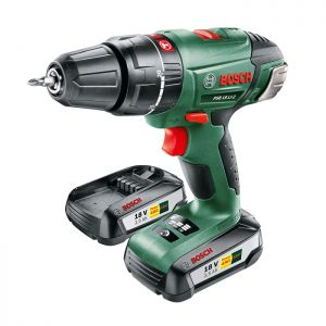 Bosch PSB18LI-2 Cordless 18V 2.5Ah Hammer Drill