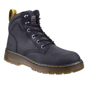 Dr Martens Brace Safety Boots – Black