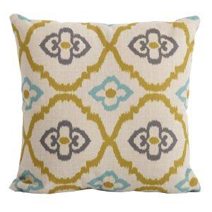 Bramblecrest Square Scatter Cushion - Moroccan Citrus