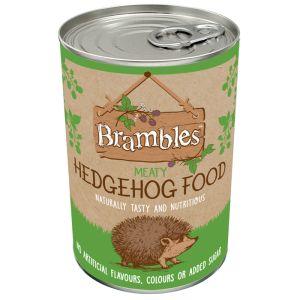 Brambles Meaty Hedgehog food – 400g
