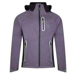 Arbortec Caiman Breathedry Softshell Jacket - Grey