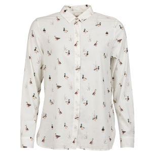 Barbour Brecon Shirt - Cloud