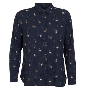 Barbour Brecon Shirt - Navy