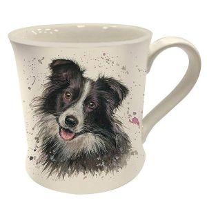Bree Merryn Fine China Mug, 250ml – Carson the Collie
