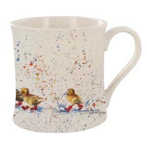 Bree Merryn Fine China Mug, 250ml – Duck & her Ducklings