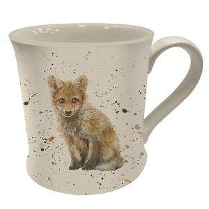 Bree Merryn Fine China Mug, 250ml – Fife the Fox
