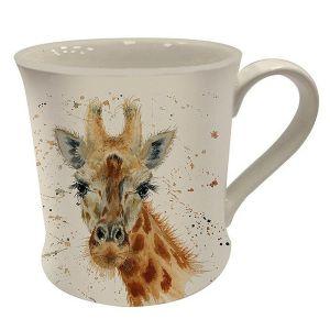 Bree Merryn Fine China Mug, 250ml – Geraldine the Giraffe