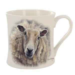 Bree Merryn Fine China Mug, 250ml – Sheila the Sheep