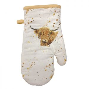 Bree Merryn Oven Mitt – Bonnie the Highland Cow