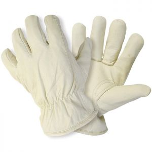 Briers Lined Hide Gloves