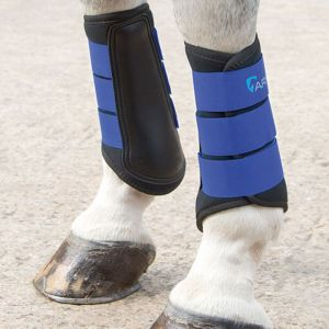 ARMA Neoprene Brushing Boots - Royal Blue