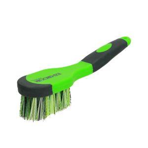 Ezi-Groom Bucket Brush - Green
