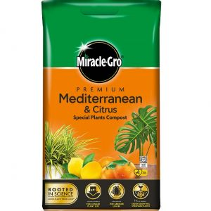 Miracle-Gro Mediterranean and Citrus Compost - 6L