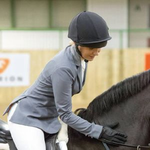 Shires Aubrion Calder Show Jacket - Grey