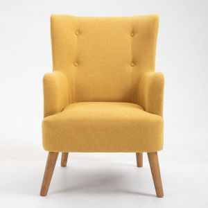 Camile Chair - Yellow