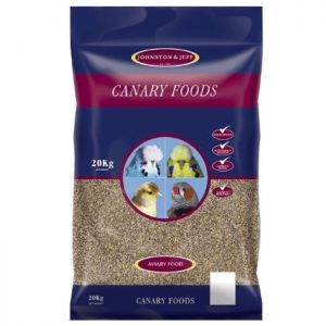 Johnston and Jeff Favourite Mixed Canary Seed - 20Kg