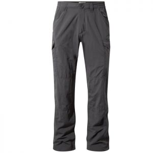 Craghoppers NosiLife Men's Cargo II Trousers - Black Pepper