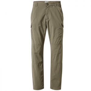 Craghoppers NosiLife Men's Cargo II Trousers - Pebble