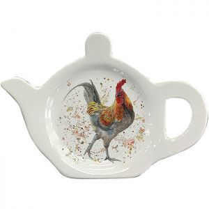 Bree Merryn Tea Bag Tidy – Carl the Cockerel