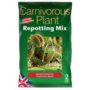 Growth Technology Carnivorous Plant Repotting Mix - 2L