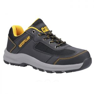 CAT Men's Elmore S1P Safety Trainers - Grey