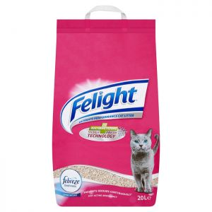 Bob Martin Felight Cat Litter - 20L