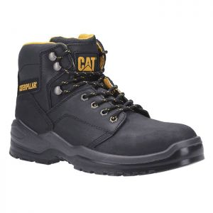 CAT Striver Safety Boots - Black