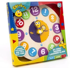 CBeebies My First Learning Clock