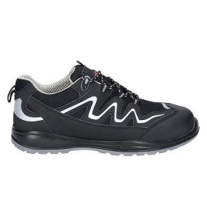 Centek FS313 Safety Trainers – Black & Grey