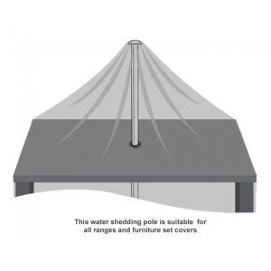 Garland Centre Water Shedding Pole