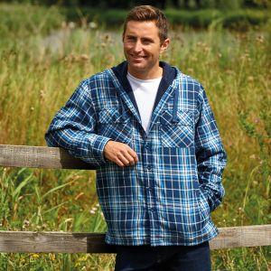 Champion Men's Merrow Micro Fleece – Blue