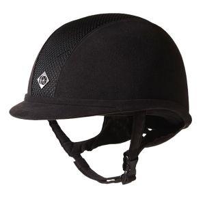 Charles Owen AYR8 Helmet - Black
