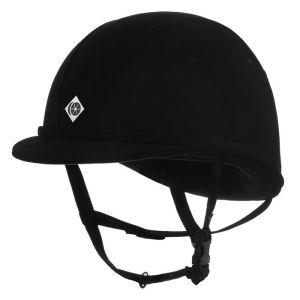 Charles Owen YR8 Helmet - Black