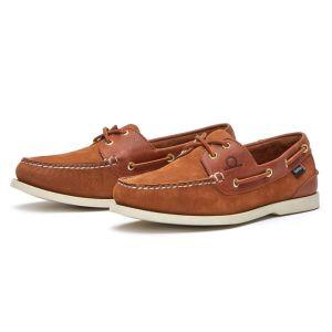 Chatham Men's Bermuda II G2 Boat Shoes – Tan