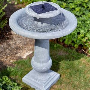 Smart Solar Chatsworth Fountain