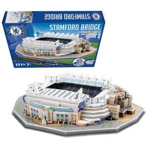 3D Puzzle Chelsea's Stamford Bridge Stadium - 171 Piece