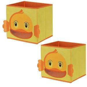 Children's Storage Box - Duck *Buy 2 for £5*