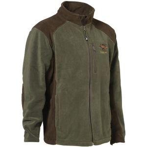 Percussion Children's Fleece Jacket – Khaki/Boar