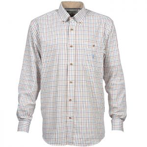 Percussion Children's Check Shirt – Rouge