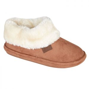 Jo & Joe Women's Chiltern Slippers - Cognac