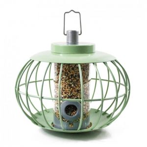 The Nuttery Chinese Lantern Seed Feeder