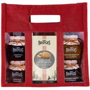 Mrs Bridges Christmas Selection - Large