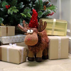 Raymond The Christmas Reindeer Decoration