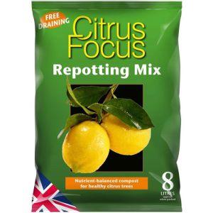 Growth Technology Citrus Focus Repotting Mix - 8L