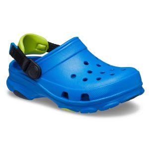 Crocs Children's Classic All-Terrain Clogs - Bright Colbalt