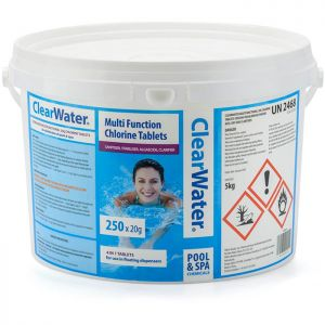 Clearwater Multi-Function Tablets - 5kg