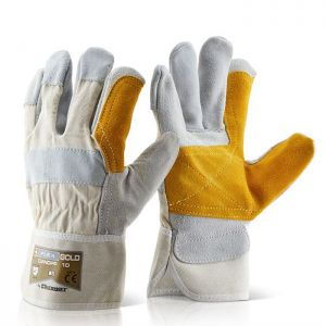 Click Canadian Double Palm Rigger 10 Glove