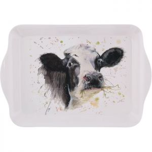 Bree Merryn Small Tray – Clover the Cow