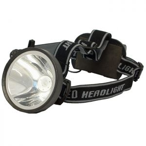 Cluson Clulite HL13 Super Spot Rechargeable Head Torch