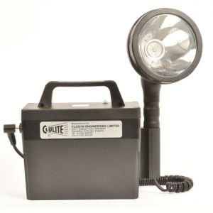Cluson Clulite CB4 Clubman Deluxe LED Torch